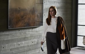 Academy Award nominee Amy Adams stars as Susan Morrow in writer/director Tom FordÕs romantic thriller NOCTURNAL ANIMALS, a Focus Features release. Credit: Merrick Morton/Focus Features